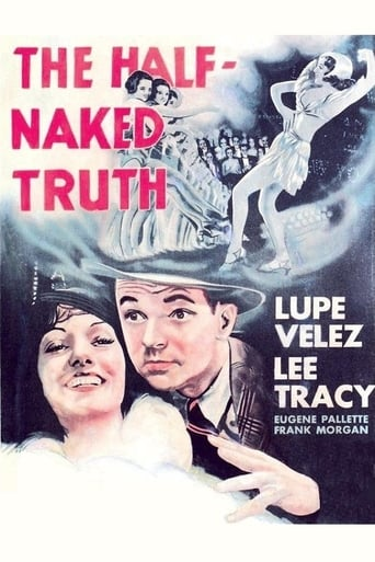 Poster of The Half Naked Truth