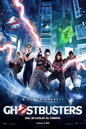 Poster of Ghostbusters