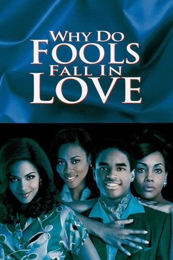 Why Do Fools Fall in Love Poster