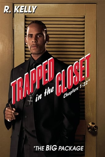 Poster of Trapped in the Closet: Chapters 1-22