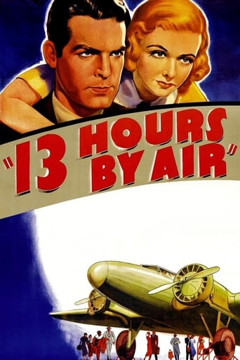 Poster of 13 Hours by Air