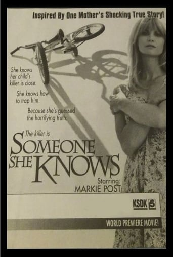 Poster of Someone She Knows