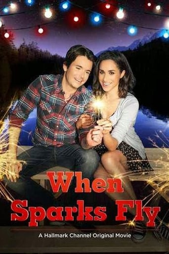 Poster of When Sparks Fly fragman