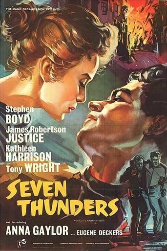 Poster of Seven Thunders