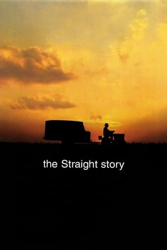 Poster of The Straight Story