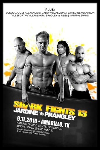 Poster of Shark Fights 13: Jardine vs Prangley