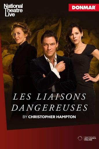 Poster of National Theatre Live: Les Liaisons Dangereuses