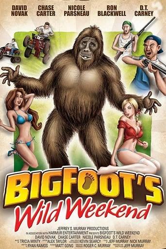 Poster of Bigfoot's Wild Weekend