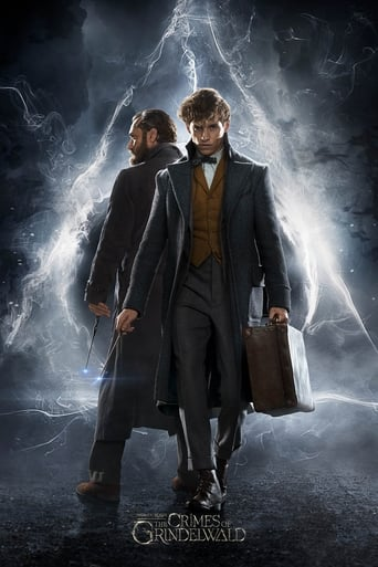 Poster of Fantastic Beasts: The Crimes of Grindelwald fragman