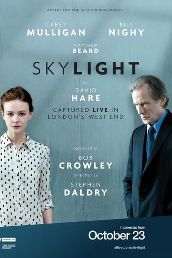 Poster of National Theatre Live: Skylight