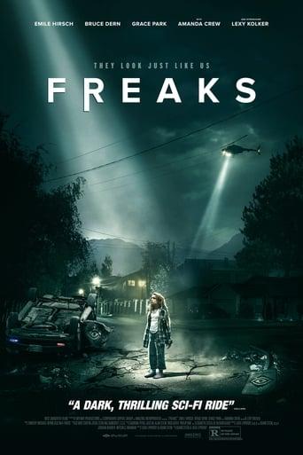 Imagem Freaks (2019)