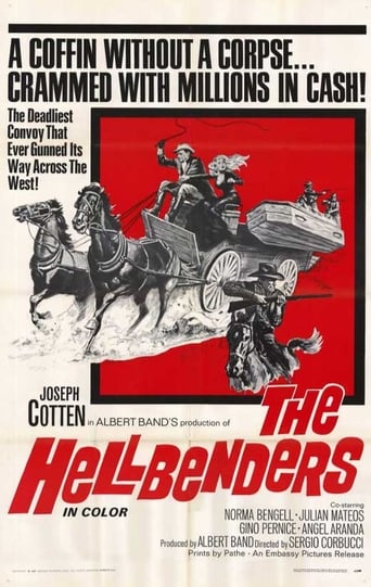 Poster of The Hellbenders
