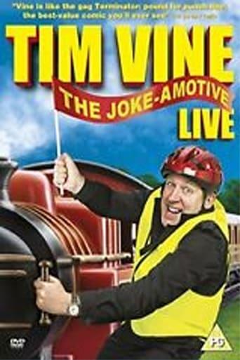 Poster of Tim Vine: The Joke-amotive Live