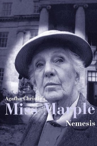 Poster of Miss Marple: Némesis
