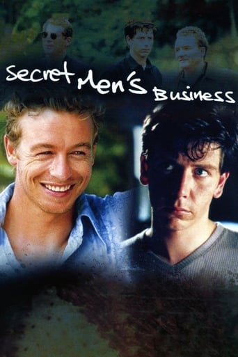 Poster of Secret Men's Business