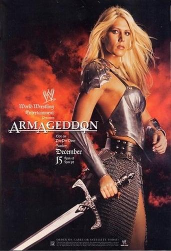 Poster of WWE Armageddon 2002