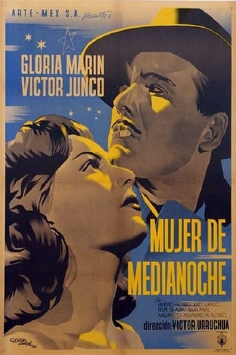 Poster of Mujer de medianoche