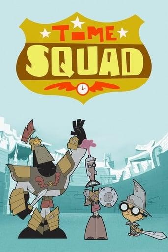 Capitulos de: Time Squad
