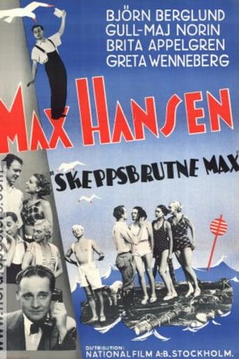 Poster of Skeppsbrutne Max