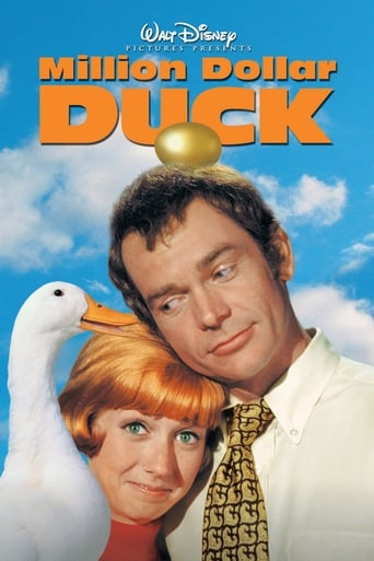 Poster of The Million Dollar Duck