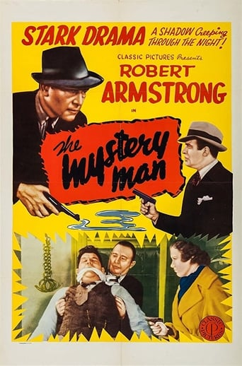 Poster of The Mystery Man