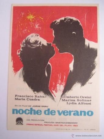 Noche de verano Movie Poster