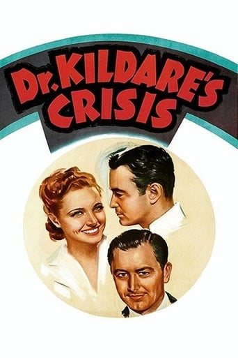 Poster of Dr. Kildare's Crisis