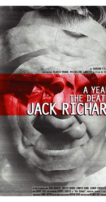 Poster of A Year in the Death of Jack Richards