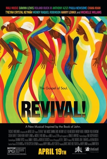 Poster of Revival!