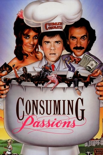 Poster of Consuming Passions
