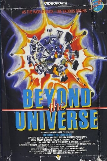 Poster of Beyond the Universe
