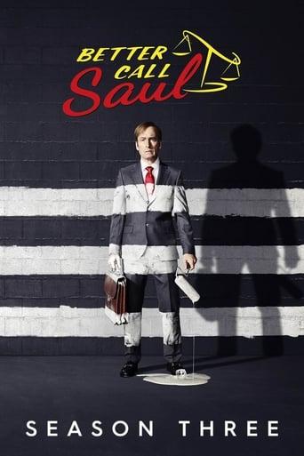 Geriau skambink Solui / Better Call Saul (2017) 3 Sezonas EN žiūrėti online