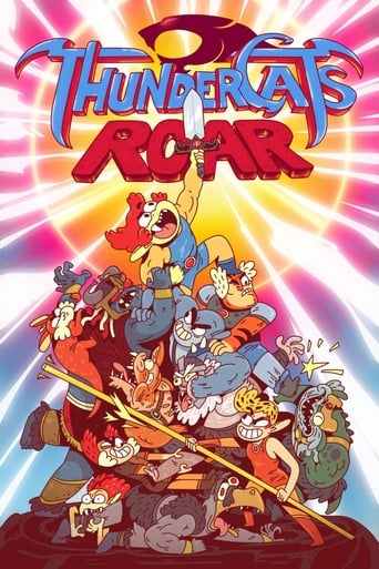 Poster of ThunderCats Roar
