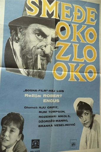 Poster of Smeđe oko, zlo oko