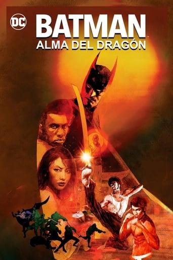 Batman: Alma de Dragón