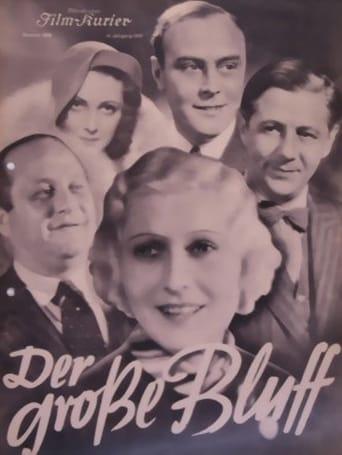 Poster of Der große Bluff
