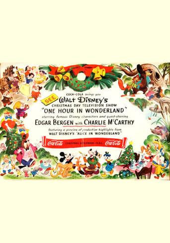One Hour in Wonderland Sharon Disney  - Herself
