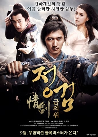 The Spirit of the Swords Movie Poster