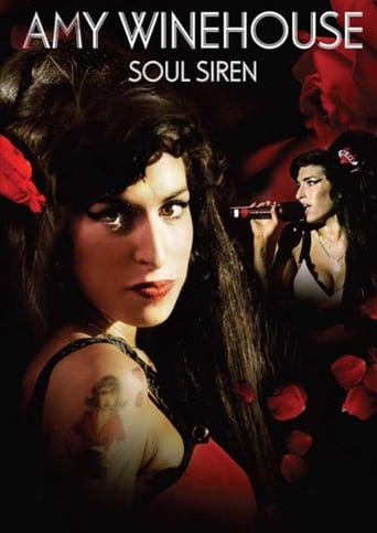 Poster of Amy Winehouse: Soul Siren (Unauthorised Biography)