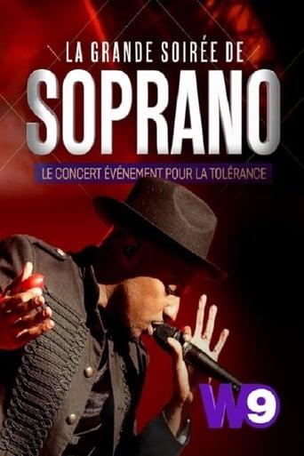 Watch La grande soirée de Soprano, Le concert pour la tolérance Online Free Putlockers