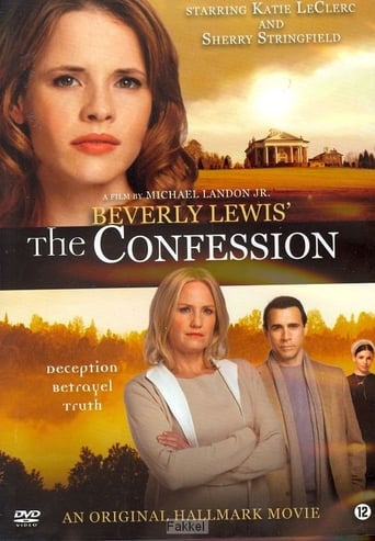 Poster of Beverly Lewis' The Confession