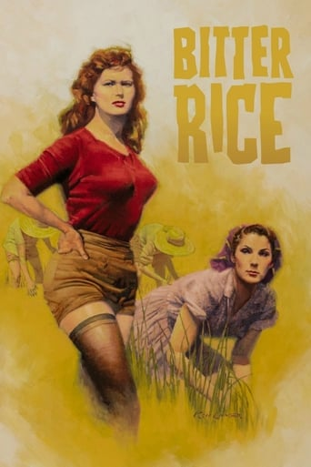 Poster of Bitter Rice