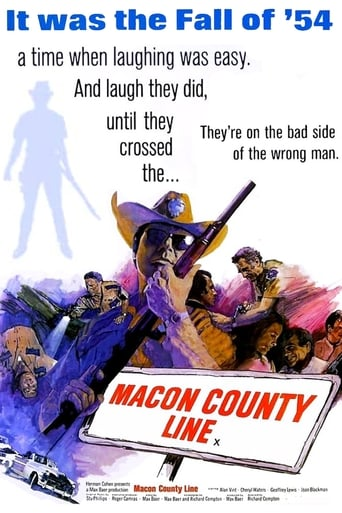 Poster of Macon County Line