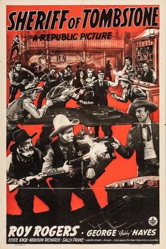 Der Sheriff von Tombstone