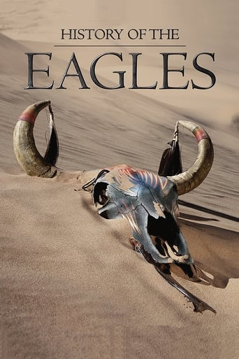 History of the Eagles Movie Poster