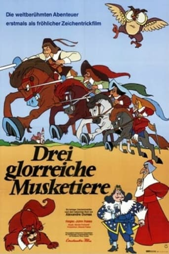 Watch The Three Musketeers 1974 full online free