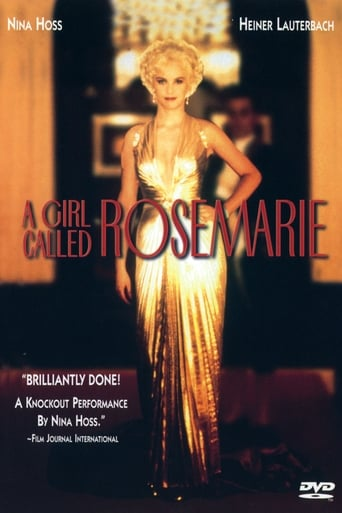 Poster of A Girl Called Rosemarie