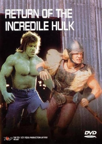 Poster of The Incredible Hulk - Death in the Family