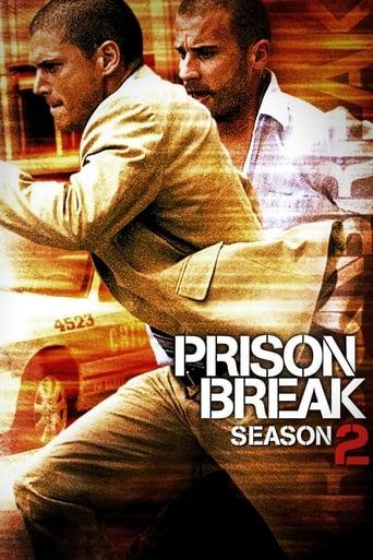 Kalėjimo bėgliai / Prison Break (2006) 2 Sezonas