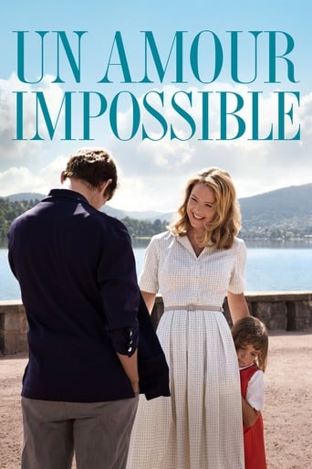 Film Un Amour impossible streaming VF gratuit complet